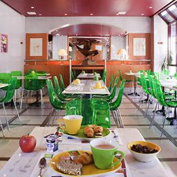 Sala de desayuno en el restaurante ibis Styles Bordeaux Gare Saint Jean (ex all seasons) Fotos