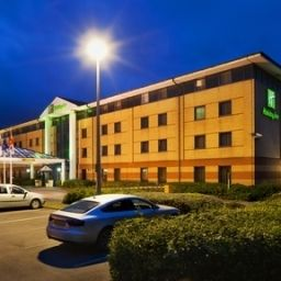Exterior view Holiday Inn WARRINGTON Fotos