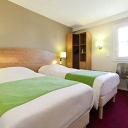 Chambre ibis Styles Bordeaux Gare Saint Jean (ex all seasons) Fotos
