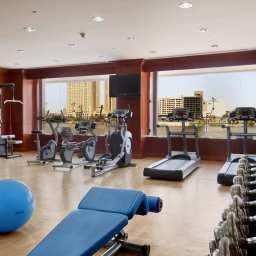 Wellness/fitness area Hilton Zamalek Residence Cairo Fotos