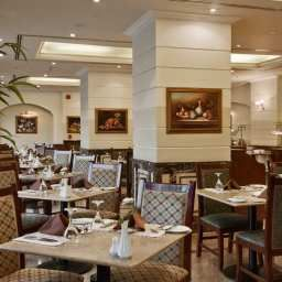 Restaurant Hilton Zamalek Residence Cairo Fotos