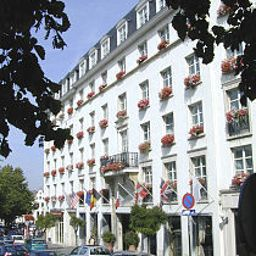 Vista exterior NH Hotel du Grand Sablon Fotos