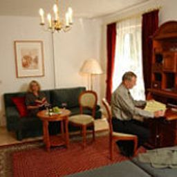 Vista all'interno Apart Pension Fotos