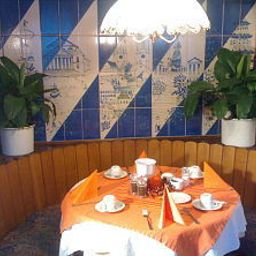 Breakfast room Münchner Hof Bavaria Fotos