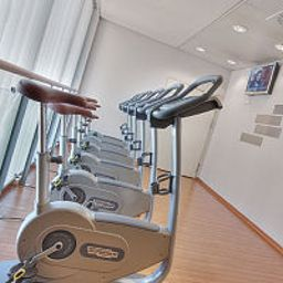 Fitness room Courtyard Linz Fotos