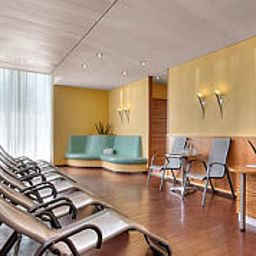 Wellness area Courtyard Linz Fotos