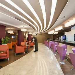 Bar Mercure Budapest City Center Hotel Fotos