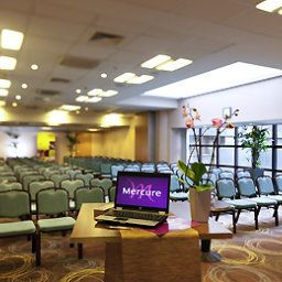 Sala konferencyjna Mercure Budapest City Center Hotel Fotos