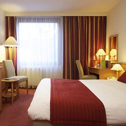Pokój Mercure Budapest City Center Hotel Fotos