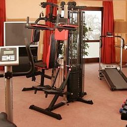 Wellness/fitness area Lobinger Parkhotel Fotos