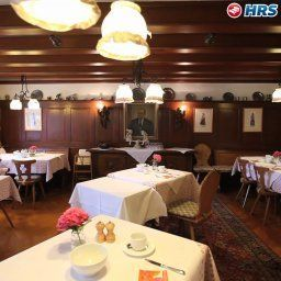 Breakfast room within restaurant Zum goldenen Engel Gasthaus Fotos