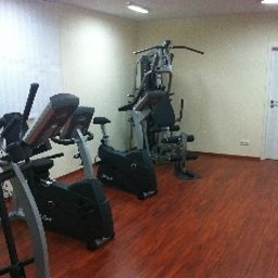 Fitness room Arthotel Fotos