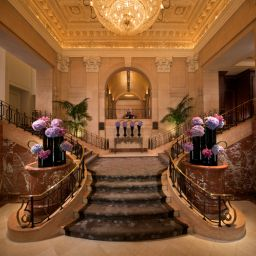 Hall The Peninsula New York Fotos