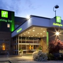 Exterior view JCT13 Holiday Inn SOUTHAMPTON-EASTLEIGH M3 Fotos