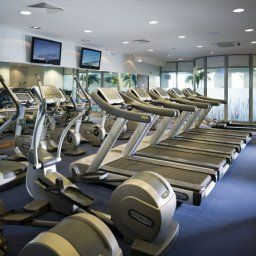 Wellness/fitness area Crowne Plaza READING Fotos