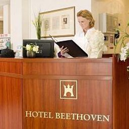 Ресепшен Hampshire Hotel - Beethoven Fotos