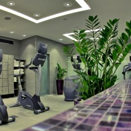 Fitness Grand Hotel Suisse-Majestic Fotos