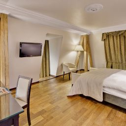 Junior Suite Grand Hotel Suisse-Majestic Fotos