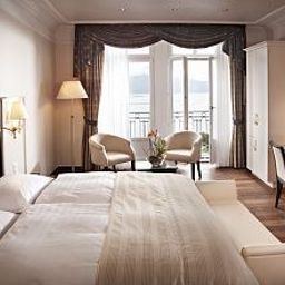Номер Grand Hotel Suisse-Majestic Fotos