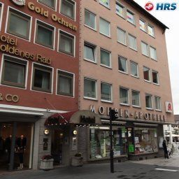 Exterior view Goldenes Rad City Partner Hotel Fotos