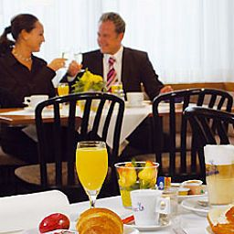 Breakfast room Goldenes Rad City Partner Hotel Fotos