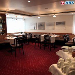 Breakfast room within restaurant Goldenes Rad City Partner Hotel Fotos