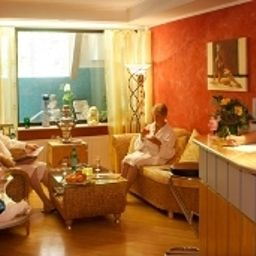 Obszar spa Harms Wellness-Hotel Fotos