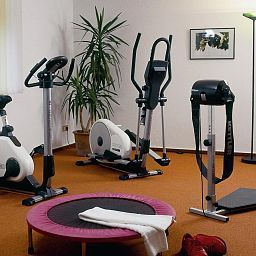 Fitness room Wulff Fotos