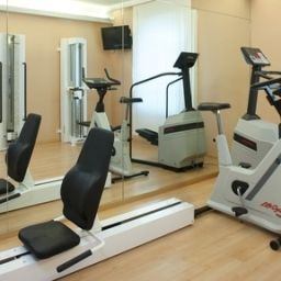 Wellness/fitness area Holiday Inn GENT - EXPO Fotos