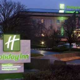 Exterior view Holiday Inn GENT - EXPO Fotos