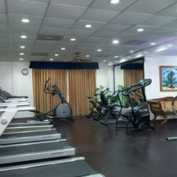 Sala spa/fitness Radisson Fort George Hotel and Marina Fotos