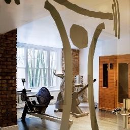 Fitness room Caesar Fotos