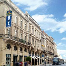 Best Western Bordeaux Bayonne Etche Ona - No smoking Hotel - Bordeaux