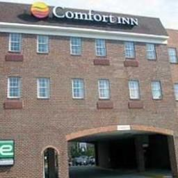 Vista esterna Comfort Inn Ballston Fotos