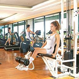 Wellness/Fitness Golden Tulip Sovereign Hotel - Bangkok (Formerly Radisson Hotel) Fotos