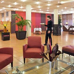 Бар Mercure Montpellier Antigone Fotos