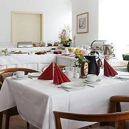 Breakfast room Comfort Hotel Bernau b. Berlin Fotos