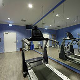 Fitness room Räter-Park Fotos