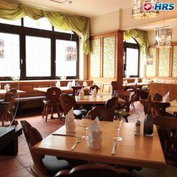 Breakfast room within restaurant Räter-Park Fotos