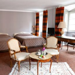 Junior-Suite Hôtel Suisse Fotos