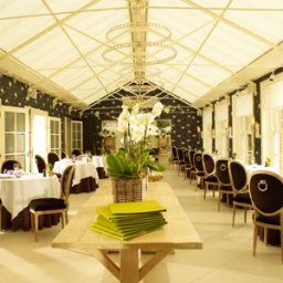 Restaurant Chewton Glen Fotos