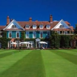 Exterior view Chewton Glen Fotos