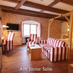 Junior suite Irseer Klosterbräu Fotos