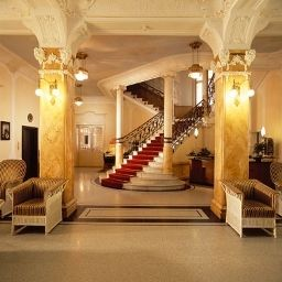 Hall Hotel Royal-St. Georges Interlaken - MGallery Collection Fotos