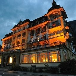 Hotel Royal-St. Georges Interlaken - MGallery Collection Interlaken