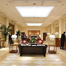 Hall Rome Marriott Grand Hotel Flora Fotos
