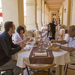 Restaurant Le Grand Hotel Fotos