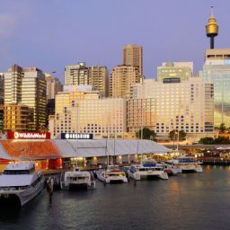 Darling Harbour Four Points by Sheraton Sydney Sydney