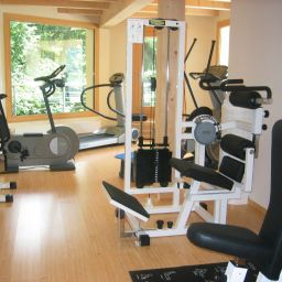 Fitness room Grand Hotel Regina Grindelwald Fotos