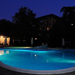 Grand Hotel & La Pace Spa A Leading Hotels of The World Montecatini-Terme